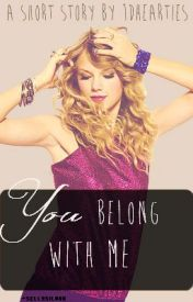 You belong with me by MagicalDreamsx