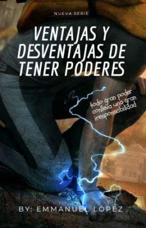 PROS Y CONTRAS DE TENER PODERES: PAUSA DE TIEMPO  by EmmanuelLopez71
