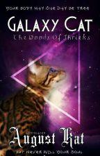 Galaxy Cat I; The Woods Of Shrieks by KittyCatzy