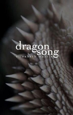 Dragon Song by TurquoiseSakura