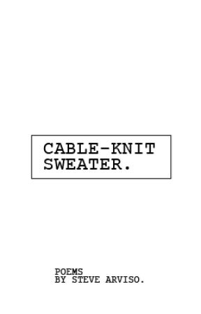 Cable-Knit Sweater. by AmoralCrackpot