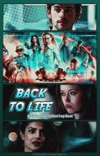 Back to Life 。 Legends of Tomorrow by tinkertaydust