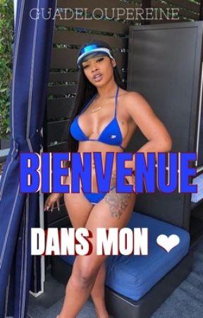 Bienvenue dans mon cœur. by Guadeloupereine