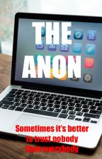 THE ANON by CoffeeBecomesBooks