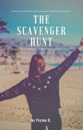 The Scavenger Hunt by HermioneGranger3941