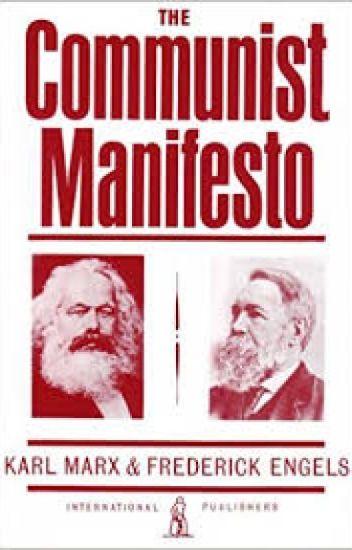 Communist Manifest Egg2810 Wattpad