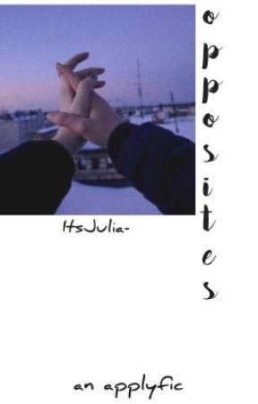 """Opposites ↟ """"97-Line Groupchat"""" af by ItsJulia-"""