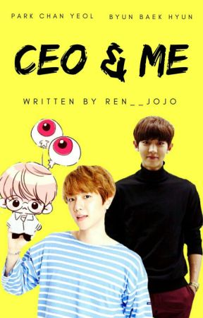 || CEO & ME || by Bunny__Ren