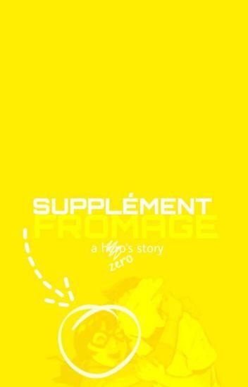 supplément fromage ↝ P.PARKER