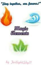 Magic Elements by TwilightSky11