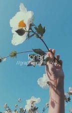 loner | graphic portfolio  by dttbip_