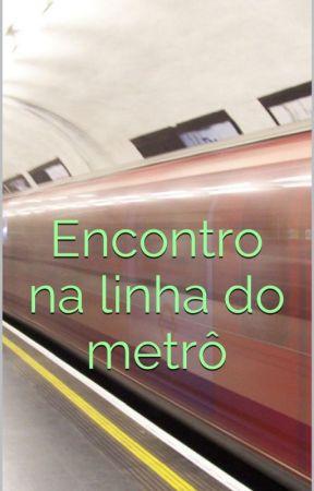 Encontro na linha do metrô - Conto by DianeDeCamillis