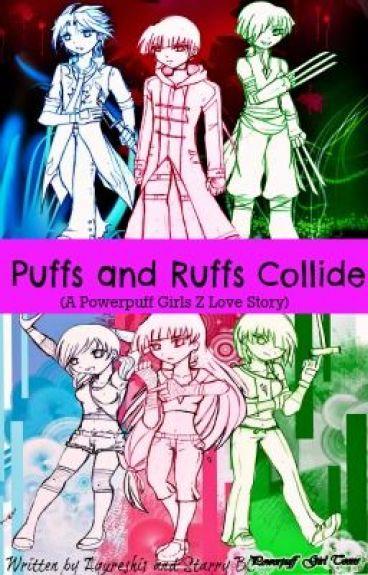 Puffs and Ruffs Collide ( Powerpuff Girls Z Love Story )