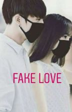 Fake love  by dinda2406