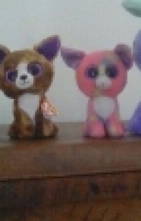 Beanie boo  Keeping Up With The Ashtons - Chapter Two  The Party ... 15c7bdcde30