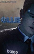 OLLIE ★ 𝙙𝙚𝙩𝙧𝙤𝙞𝙩 𝙗𝙚𝙘𝙤𝙢𝙚 𝙝𝙪𝙢𝙖𝙣 by aimeesstories