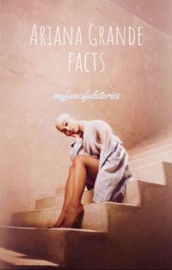 Ariana Grande facts [CZ]