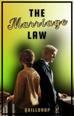 The Marriage Law - A Slytherpuff Story by quilldrop