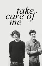 Take Care of Me (Zarry) by lavaalampss