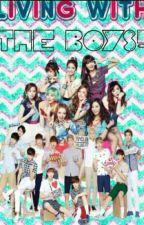 Living with THE BOYS! [EXOShidae FF] by motherfiacker