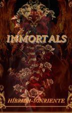 Inmortals by ASHHASBELLING