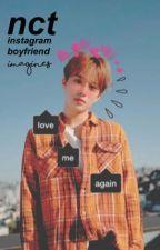 nct instagram boyfriend imagines by icingkookie