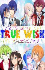 ★True Wish★Marginal #4★ by Puripuriko