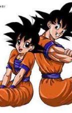 Goku, no Rikku by RikkuSon