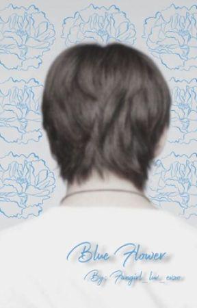 Blue Flower {Truth Untold}  by jo_jo_purple