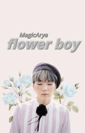 flower boy [yoonmin] by MagicArya