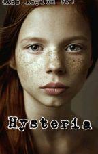 Hysteria (An AHS Asylum FF) by JustSomeGirlily