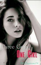 T H R E E  G A N G S,  O N E  G I R L by Princess_O15