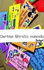cartas abrelo cuando  by AylenFregoso