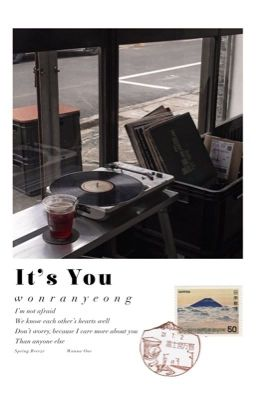 [Fanficgirl][bjy] IT'S YOU