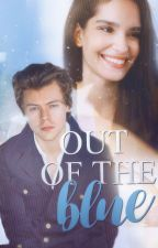 out of the blue || h.s au by cupsoffics