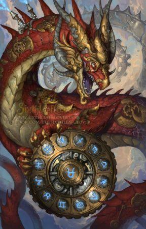 Zodiac Circle (Zariel Legends #1) by TamunaTsertsvadze