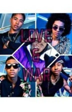 Love & War (MB Love Story) by Flawless_Kenn