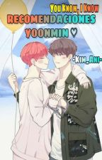 Recomendaciones  yoonmin by Ani9876