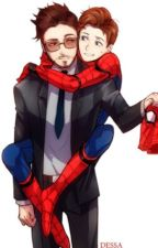 Avengers and Spidey One-Shots by one-armed-bucky