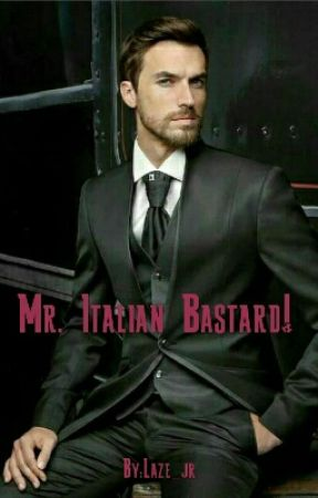 Mr. Italian Bastard! by Lazejr