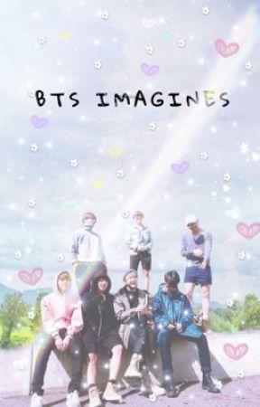 BTS imagines by yafavv_karla