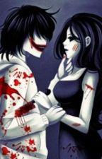 La chica y el asesino (Jeff y tu) by ElviraDiaz894