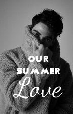 Our Summer Love (Cameron Boyce) by honeyblissdream