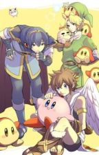 SSB x reader oneshots by Chaos-Prince
