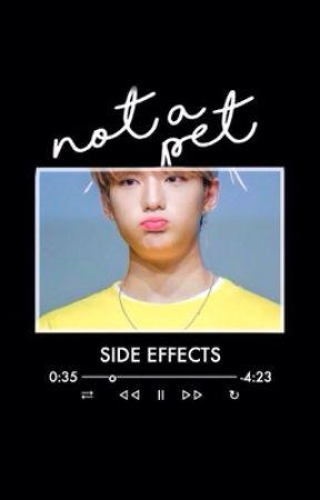 Not a Pet    • BTS FANFIC •  by GraeBunny