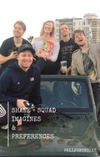 Shane + Squad | Imagines & Preferences by Pellegrino117