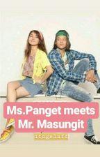 Ms.Panget meets Mr. Masungit by gelalaff
