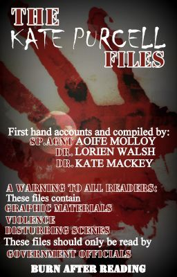 The Kate Purcell Files {Discontinued}
