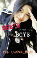 SHE's one of the BOYS [COMPLETED] by VinvinArdo