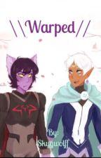 \\ Warped //  (Altean Lance x Galran Keith) by akkirrra
